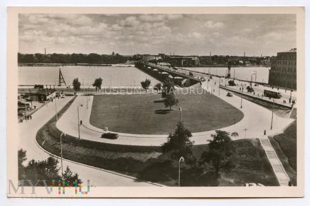 W-wa - I Most -Śląsko-Dąbrowski - 1950 ok.