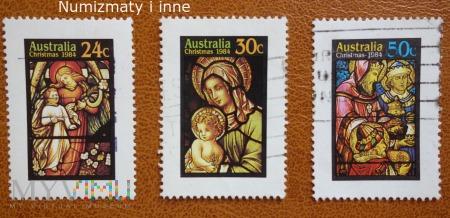 seria znaczków Australii