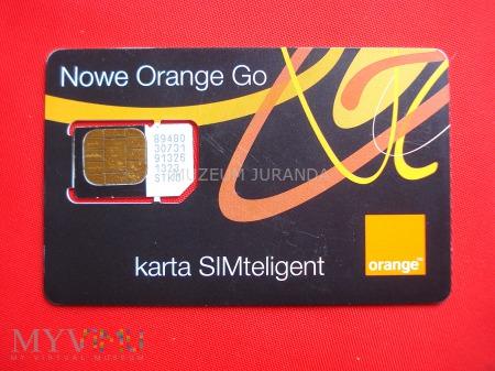 Nowe Orange Go
