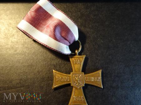 Duże zdjęcie Krzyż Walecznych : 1960-1990 : L13