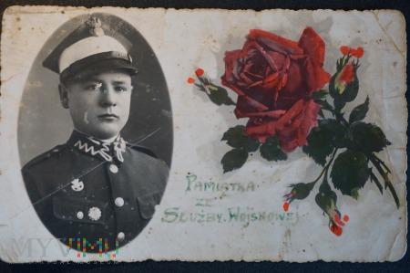Na pamiątkę z wojska - 1937r.