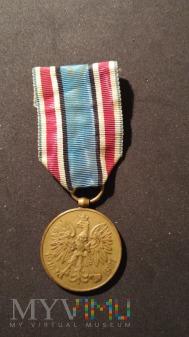 "Medal ""Polska Swemu Obrońcy"" Piotra Noworyty"