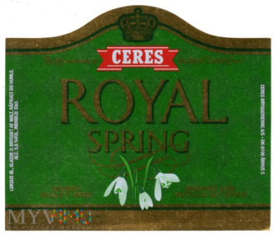 Ceres Royal Spring