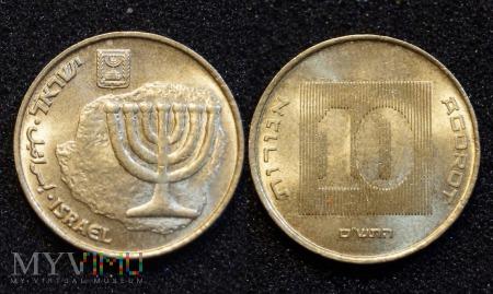 Izrael, 10 AGOROT
