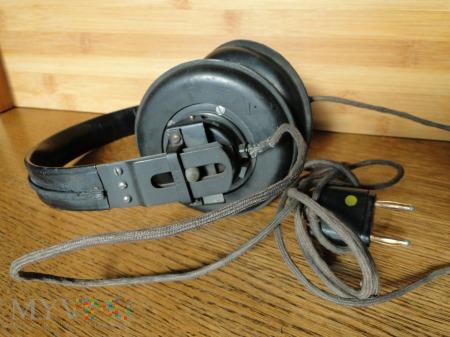Słuchawki czołgowe Doppelfernhörer b