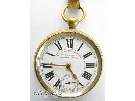 INTEGRA RAILWAY TIMEKEEPER