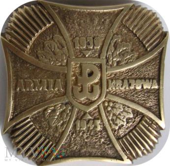 258. Armia Krajowa AK 1939 - 1945