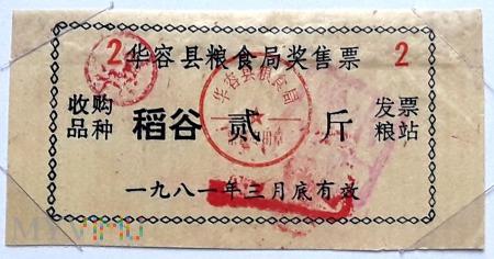 HUNAN HUARONG 2/1981
