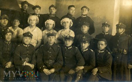 Żołnierze 52 Pułku Piechoty Strzelców Kresowych