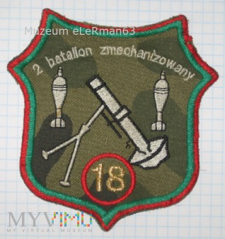 2 Batalion Zmechanizowany 18 BZ. Białystok.
