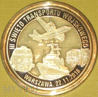 Medal Święta Transportu Wojskowego WP