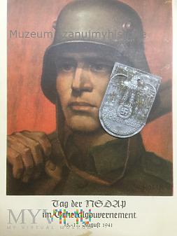 Duże zdjęcie Tag der NSDAP im Generalgouverment 1941-1942