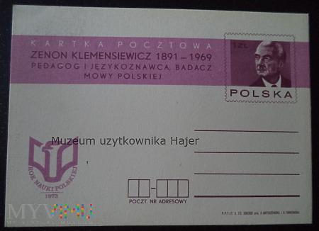 Duże zdjęcie 1973.X - Rok Nauki Polskiej 1973