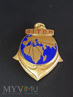 Odznaka Grupy Szklolenia Wojsk Zamorskich /GITDM/