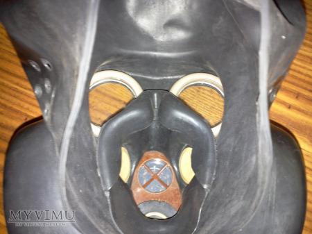 Maska przeciwgazowa PBF
