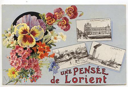 Pamiętaj o Lorient - pocz. XX wieku