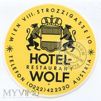 Austria - Wiedeń - Hotel