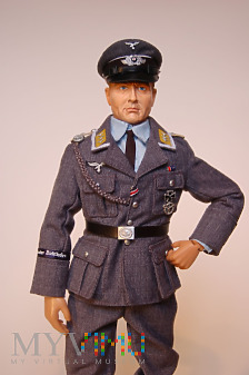 Feldwebel (pilot) z Jagdgeschwader 2.