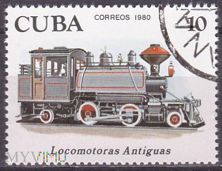 Locomotive 2-4-2