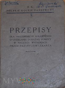 Sx-1927 Przepisy o udzielaniu pomocy
