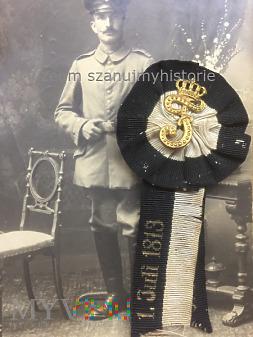 Odznaka Stowarzyszenia Kombatantów Badenia