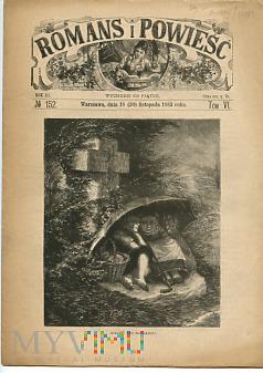 Duże zdjęcie Romans i Powieść - Nr 152, 18 listopada 1883 roku