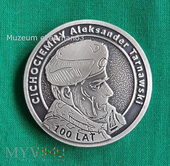 Coin GROM.Cichociemny Aleksander Tarnawski.