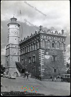 Sandomierz - Ratusz - przed 1962