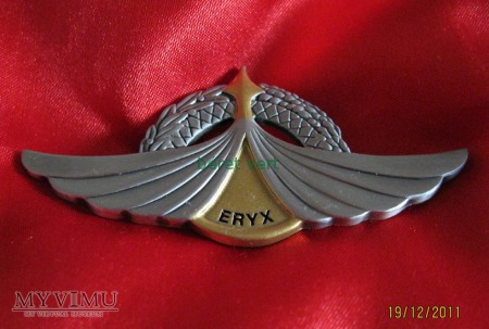 brevet ERYX