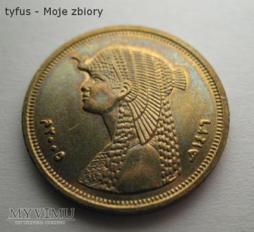 50 PIASTRES - Egipt (2005)