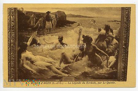 Fernand Le Quesne - Legenda Kerdeck