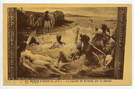 Duże zdjęcie Fernand Le Quesne - Legenda Kerdeck