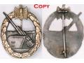 Artyleria Nadbrzeżna , Coastal Artillery War Badge