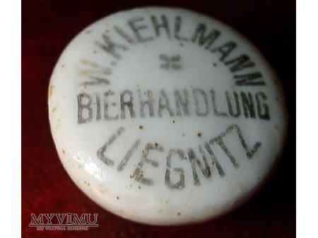 W.Kiehlmann Bierhandlung Liegnitz