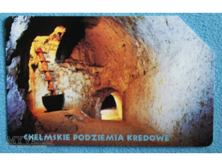 Chełmskie podziemia kredowe
