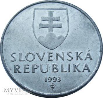 2 Korony Słowackie, 1993 rok.