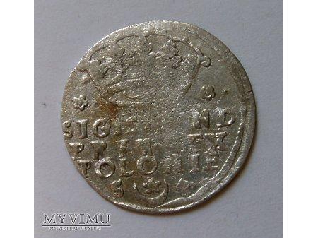 Grosz Koronny- 1546 r- rzadszy