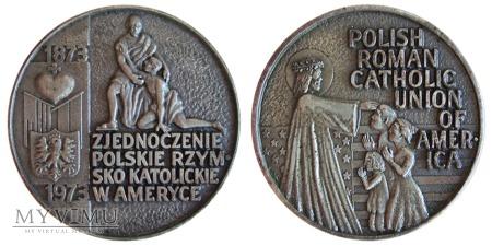Duże zdjęcie 100-lecie Zjedn. Pol. Rzymsko-Katolickiego 1973