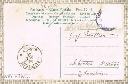 1906 Wesołych Świąt Dziadek do orzechów