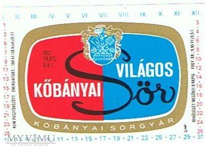 Duże zdjęcie kőbányai világos sör