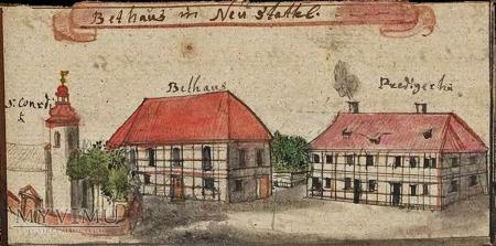 Dom Modlitwy - F. B. Werner XVIII w.