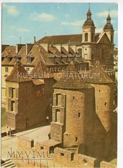 W-wa - Stare Miasto - Barbakan - 1972