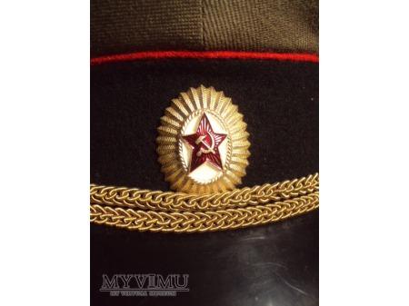 Czapka wyjściowa oficera ZSRR