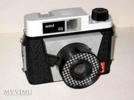 Ami 66 camera, Polski aparat foto.