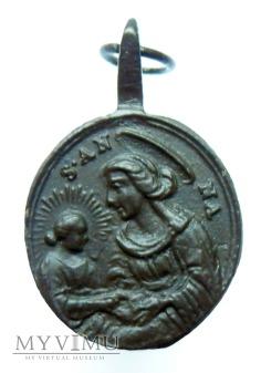 Św. Anna i św. Józef