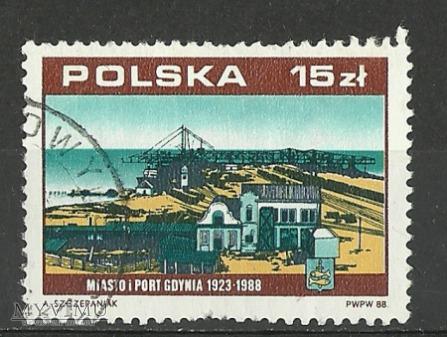 Miasto i port Gdynia
