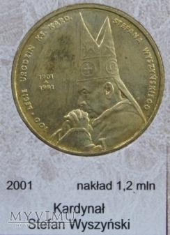 2 zł 2001 05