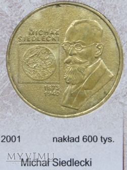 2 zł 2001 08