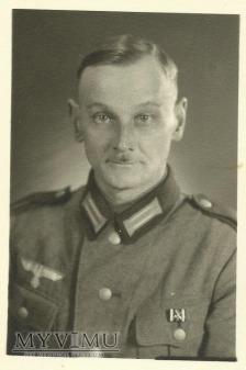 Żołnierz niemiecki Heer