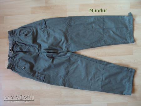 Volkspolizei - spodnie polowe